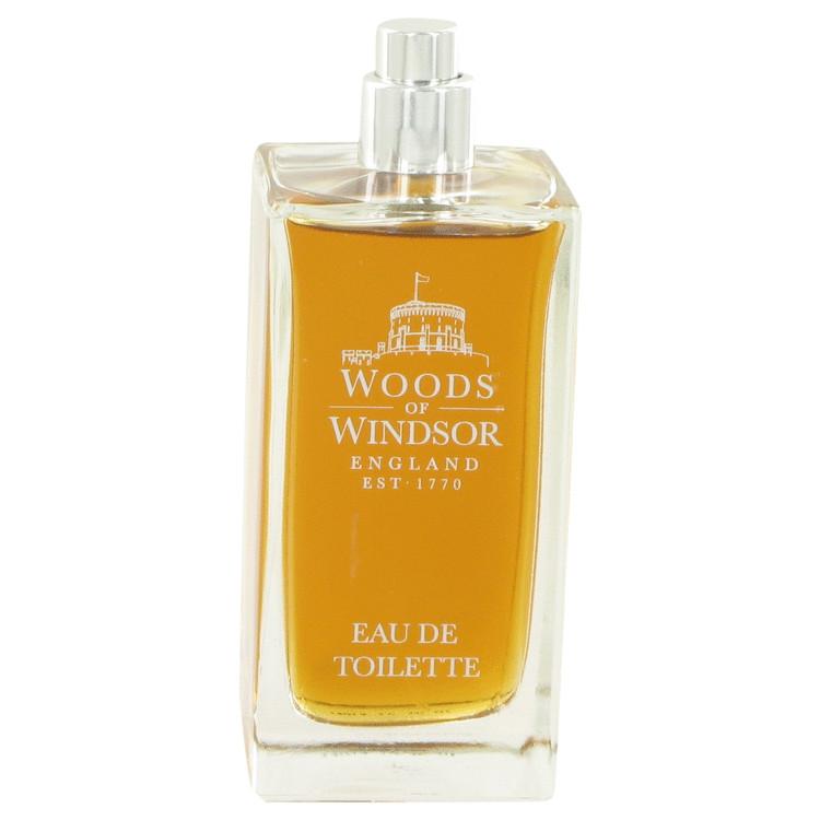 Cedar Woods by Woods of Windsor for Men Eau De Toilette Spray (Tester) 3.4 oz