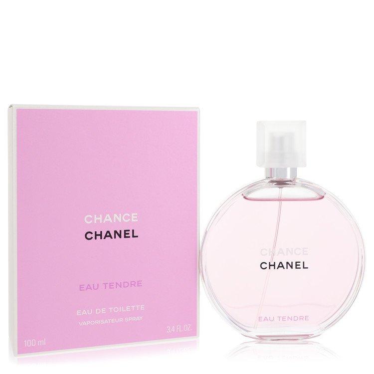 Chance Eau Tendre by Chanel for Women Eau De Toilette Spray 3.4 oz  532664   -  146.81   Outlet Season Scentia 3306a6d4ec