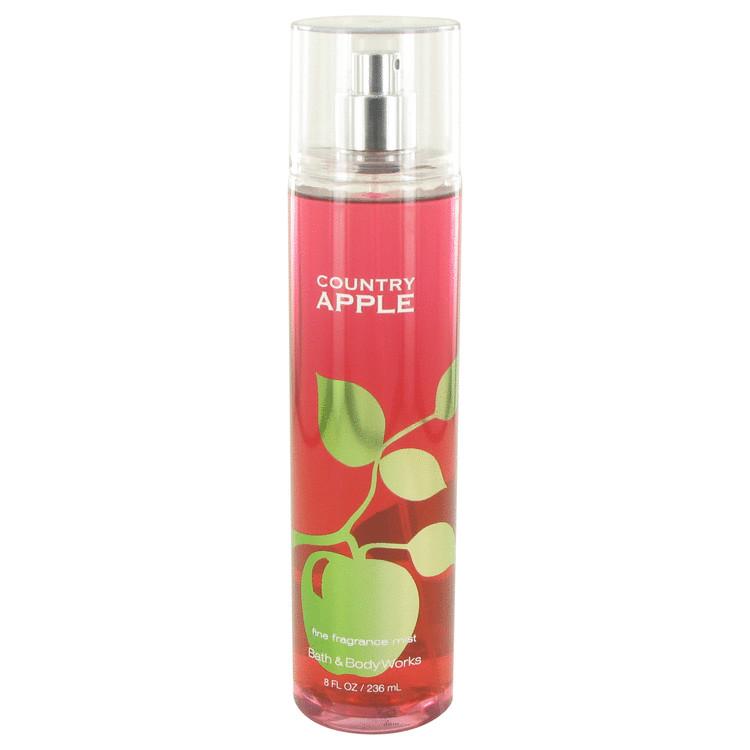 Country Apple by Bath & Body Works for Women Fine Fragrance Mist 8 oz
