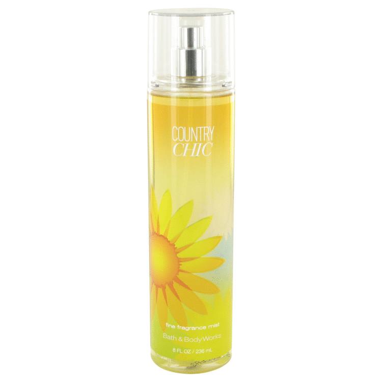 Country Chic by Bath & Body Works for Women Fine Fragrance Mist 8 oz