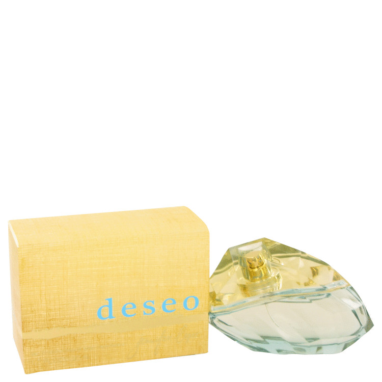 Deseo by Jennifer Lopez for Women Eau De Parfum Spray 1.7 oz