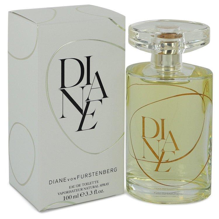 Diane by Diane Von Furstenberg for Women Eau De Toilette Spray 3.4 oz