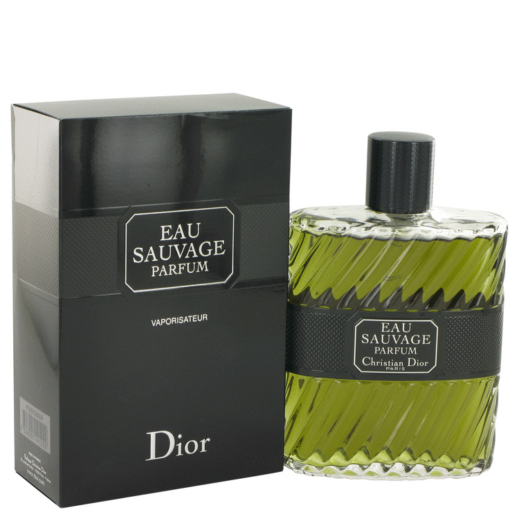 EAU SAUVAGE by Christian Dior for Men Eau De Parfum Spray 6.8 oz