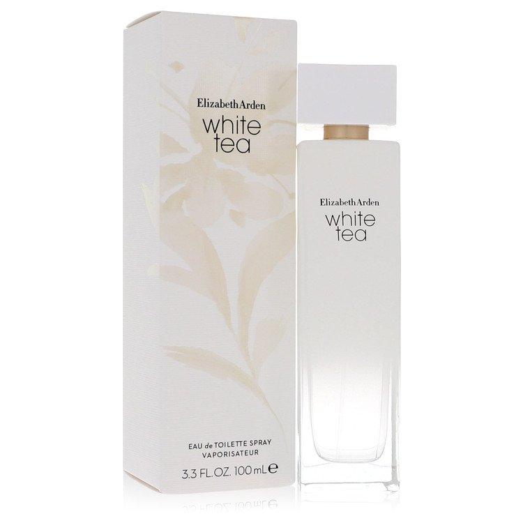 White Tea by Elizabeth Arden for Women Eau De Toilette Spray 3.3 oz