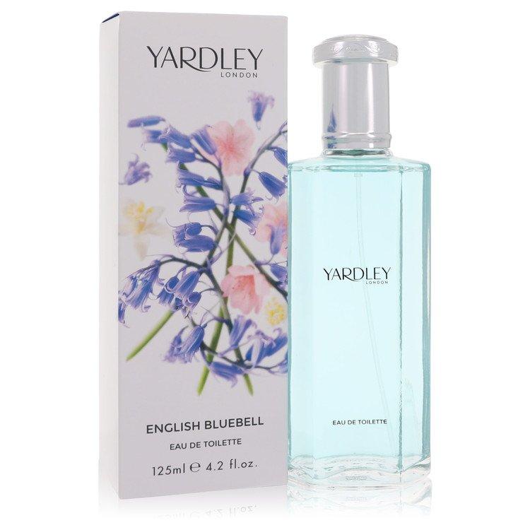 English Bluebell by Yardley for Women Eau De Toilette Spray 4.2 oz