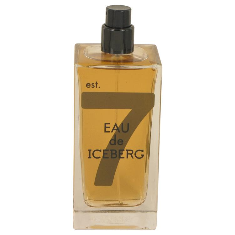Eau De Iceberg Amber by Iceberg for Men Eau De Toilette Spray (Tester) 3.4 oz