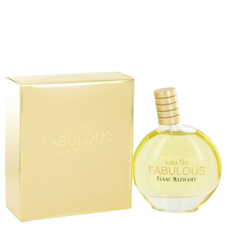 Eau So Fabulous by Isaac Mizrahi for Women Eau De Toilette Spray 3.4 oz