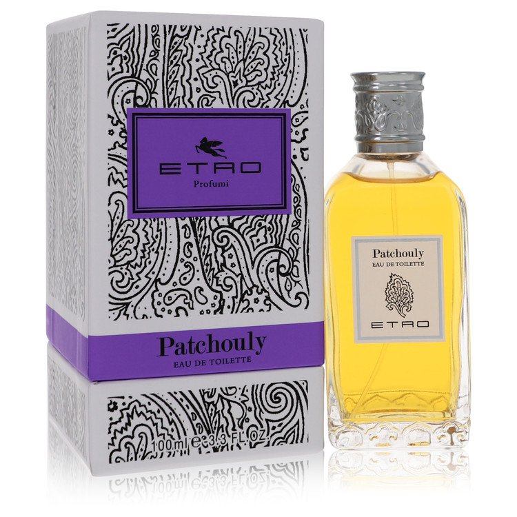 Etro Patchouly by Etro for Women Eau De Toilette Spray (Unisex) 3.4 oz