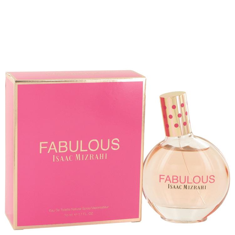Fabulous by Isaac Mizrahi for Women Eau De Toilette Spray 1.7 oz