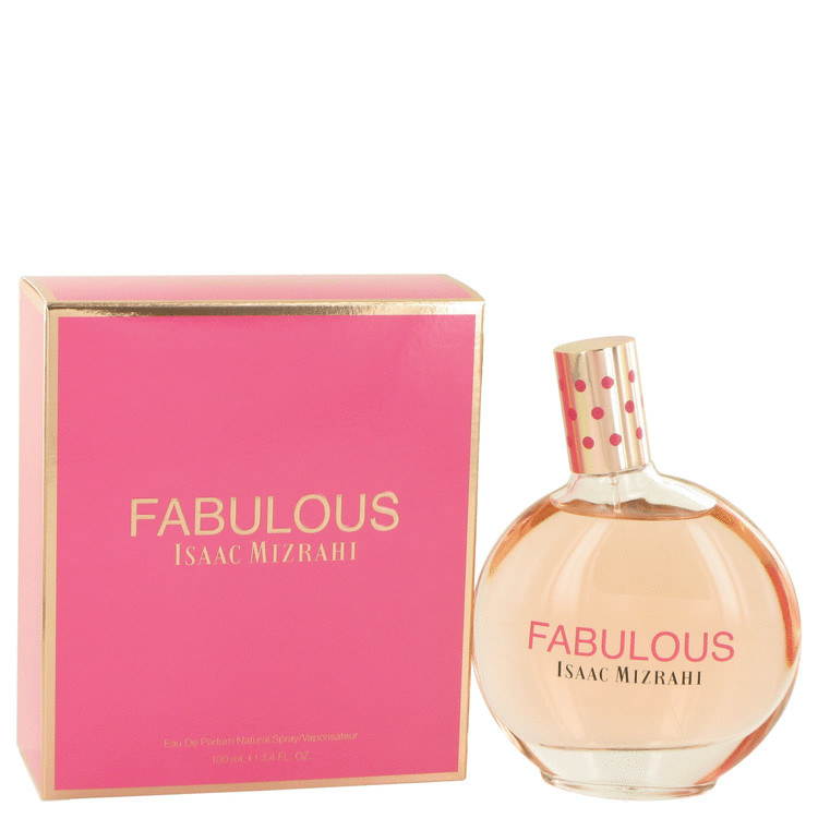 Fabulous by Isaac Mizrahi for Women Eau De Parfum Spray 3.4 oz