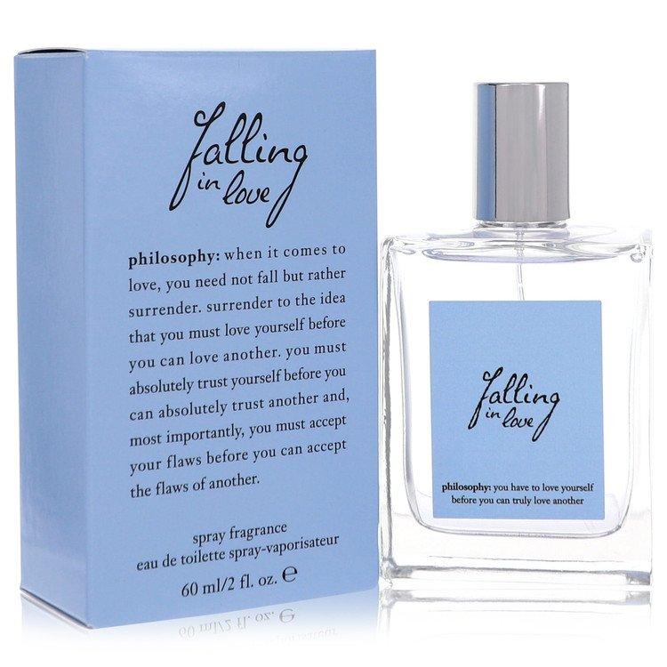 Falling In Love by Philosophy for Women Eau De Toilette Spray 2 oz