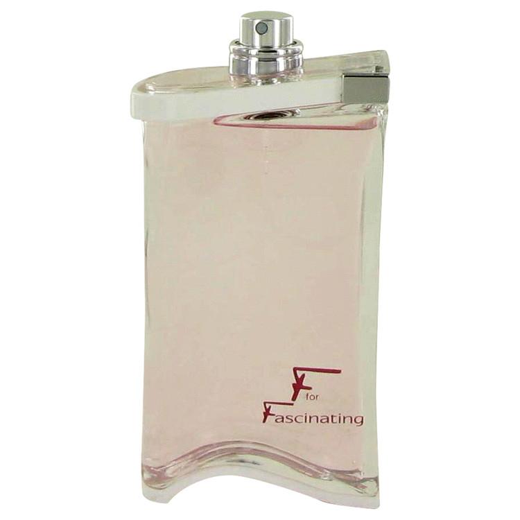 F for Fascinating by Salvatore Ferragamo for Women Eau De Toilette Spray (Tester) 3 oz