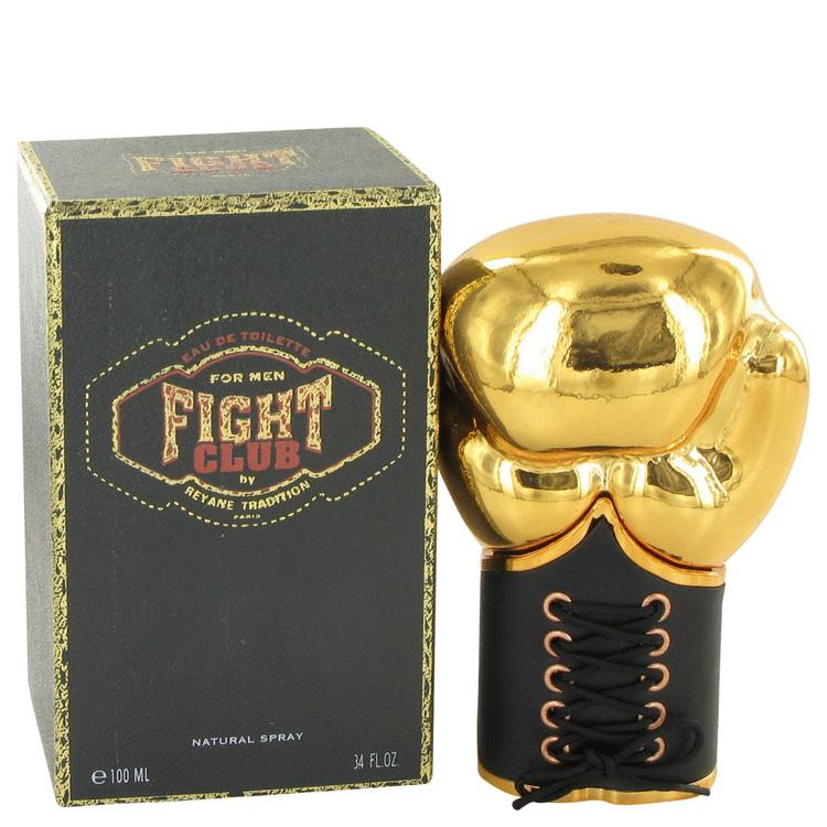 Fight Club by Reyane Tradition for Men Eau De Toilette Spray 3.4 oz
