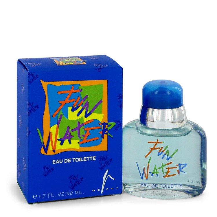 Fun Water by De Ruy Perfumes for Women Eau De Toilette (unisex) 1.7 oz
