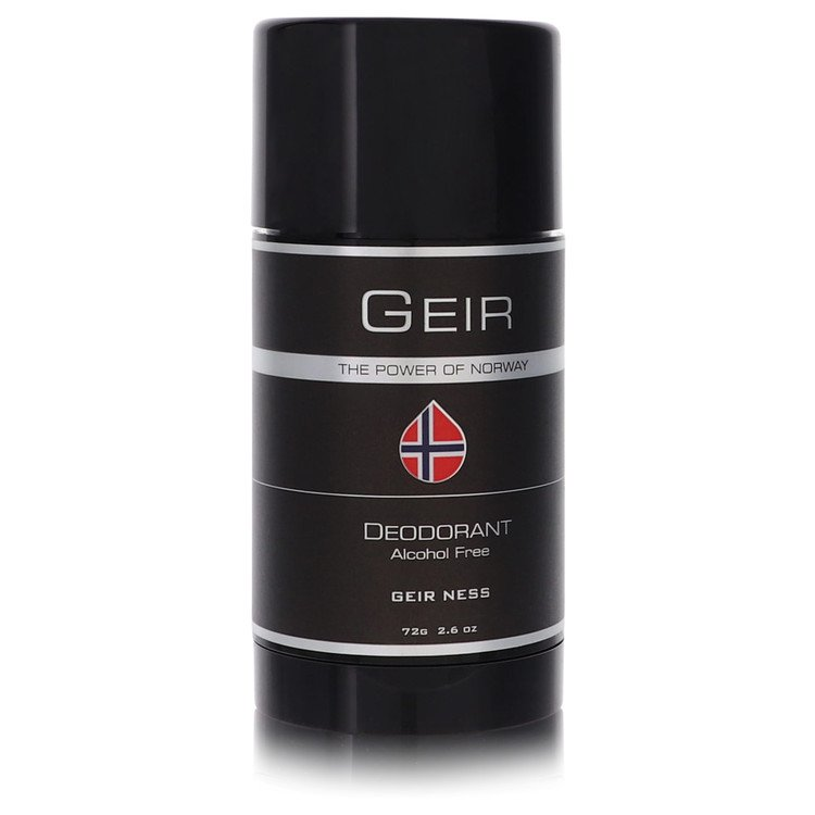 Geir by Geir Ness for Men Deodorant Stick 2.6 oz