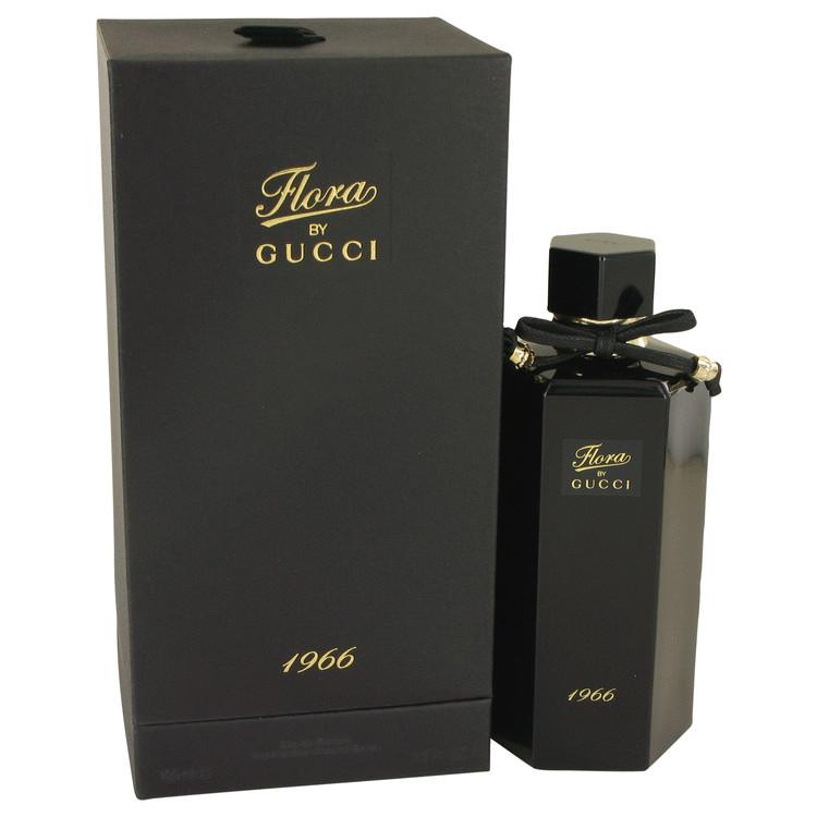 Flora 1966 by Gucci for Women Eau De Parfum Spray 3.3 oz