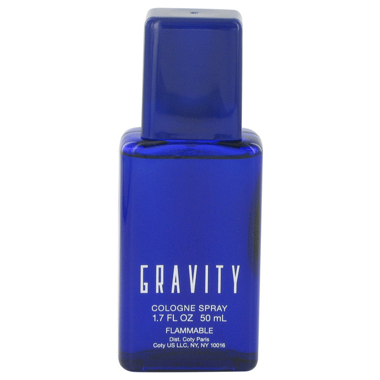 GRAVITY by Coty for Men Cologne Spray (Unboxed) 1.7 oz