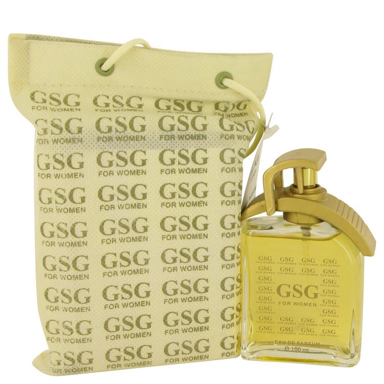 GSG by Franescoa Gentiex for Women Eau DE Parfum Spray 3.4 oz