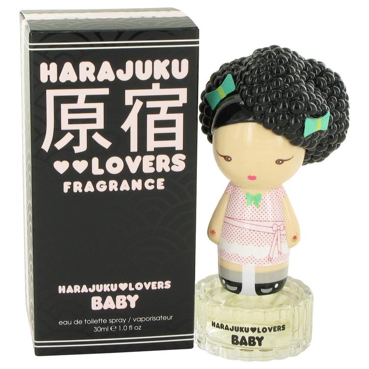 Harajuku Lovers Baby by Gwen Stefani for Women Eau De Toilette Spray 1 oz