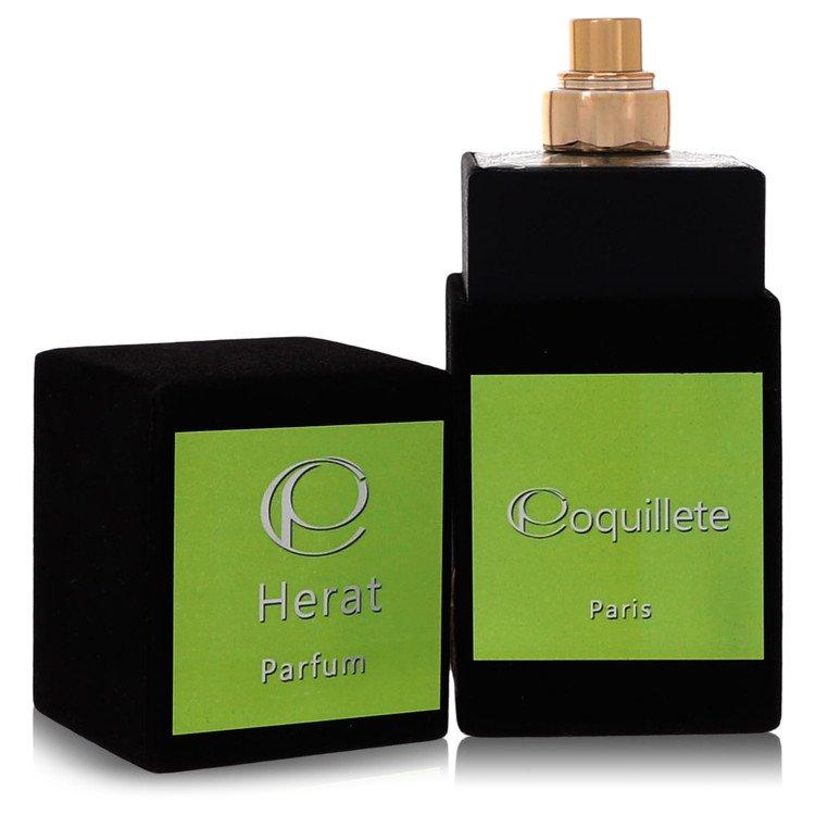 Herat by Coquillete for Women Eau De Parfum Spray 3.4 oz