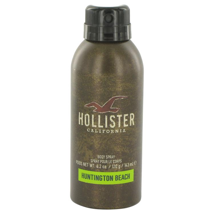 Hollister Huntington Beach by Hollister for Men Body Spray 4.2 oz