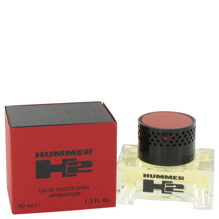 Hummer H2 by Hummer for Men Eau De Toilette Spray 1.3 oz