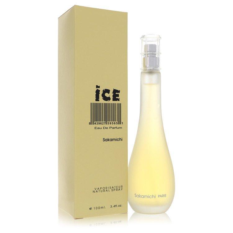 Ice by Sakamichi for Women Eau De Parfum Spray 3.4 oz
