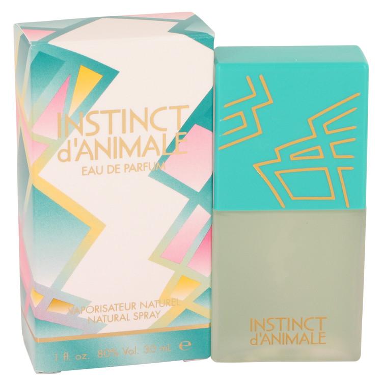 INSTINCT D'ANIMALE by Parlux for Women Eau De Parfum Spray 1 oz