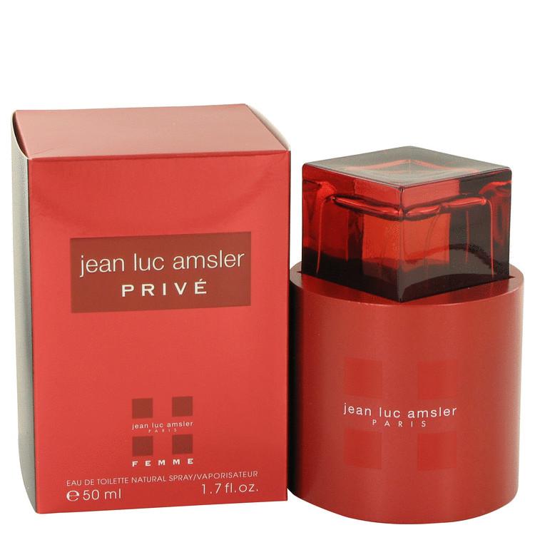Jean Luc Amsler Prive by Jean Luc Amsler for Women Eau De Toilette Spray 1.7 oz