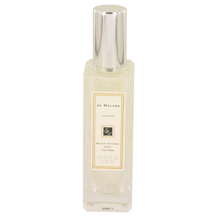 Jo Malone Black Vetyver Cafe by Jo Malone for Women Cologne Spray (Unisex Unboxed) 1 oz