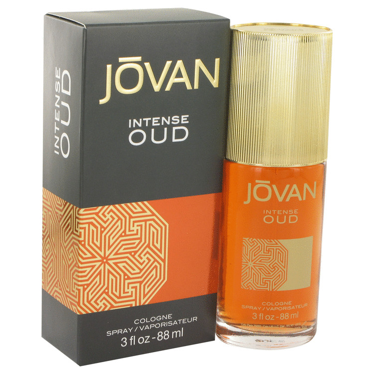 Jovan Intense Oud by Jovan for Women Cologne Spray 3 oz