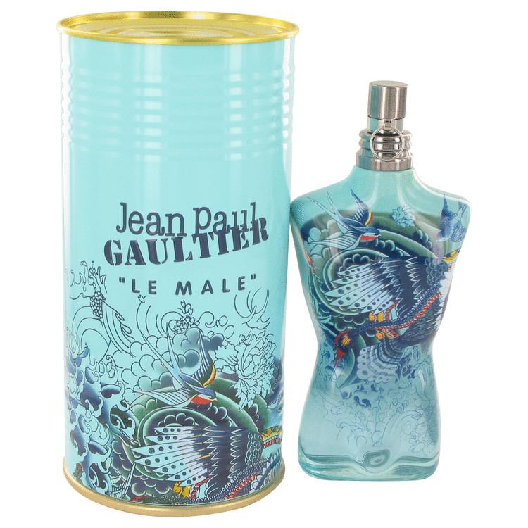 Jean Paul Gaultier Summer Fragrance by Jean Paul Gaultier for Men Cologne Spray Tonique (2013) 4.2 oz