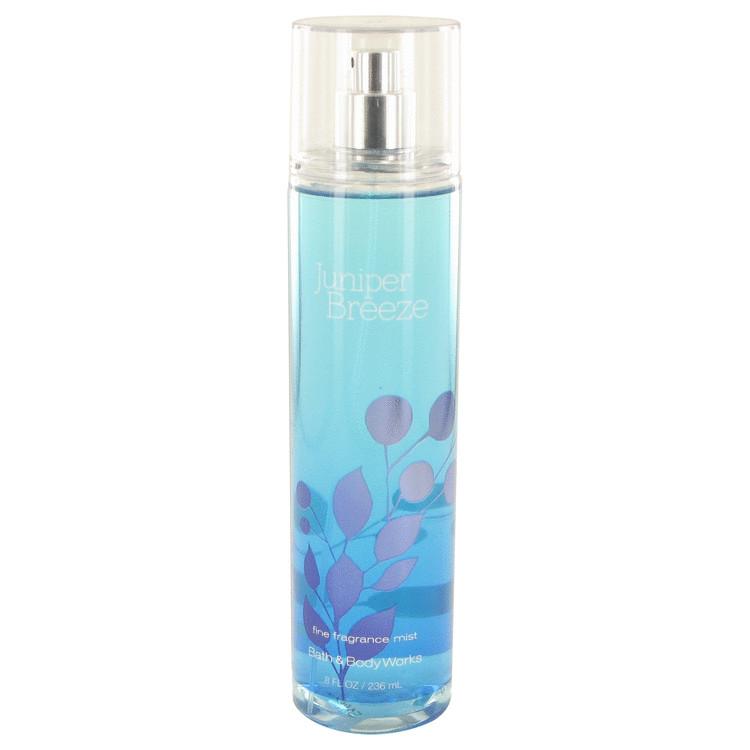 Juniper Breeze by Bath & Body Works for Women Fine Fragrance Mist 8 oz