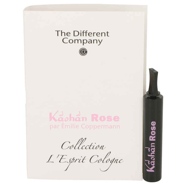 Kashan rose by The Different Company for Women Vial (Sample) .04 oz