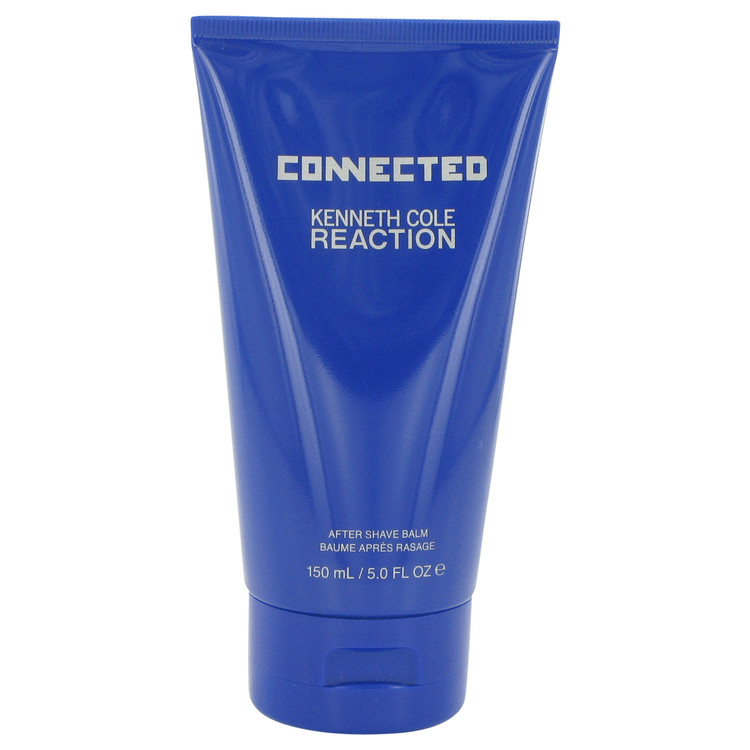 Kenneth Cole Reaction Connected by Kenneth Cole for Men After Shave Balm 5 oz
