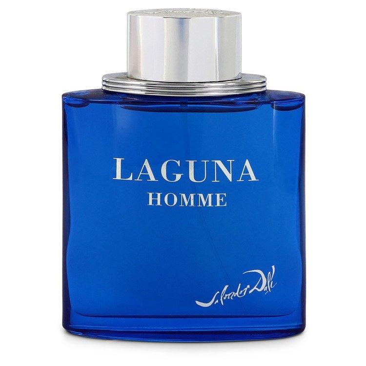 LAGUNA by Salvador Dali for Men Eau De Toilette Spray (Tester) 3.4 oz