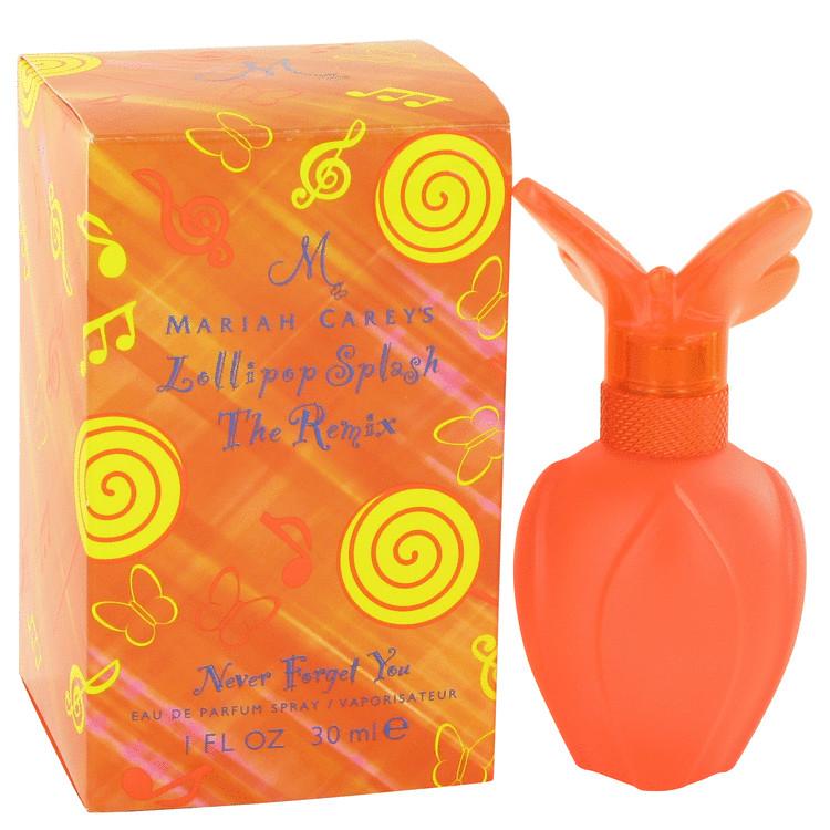 Lollipop Splash Remix Never Forget You by Mariah Carey for Women Eau De Parfum Spray 1 oz