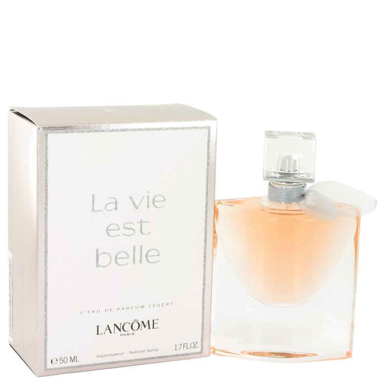 La Vie Est Belle by Lancome for Women Eau De Parfum Legere Spray 1.7 oz