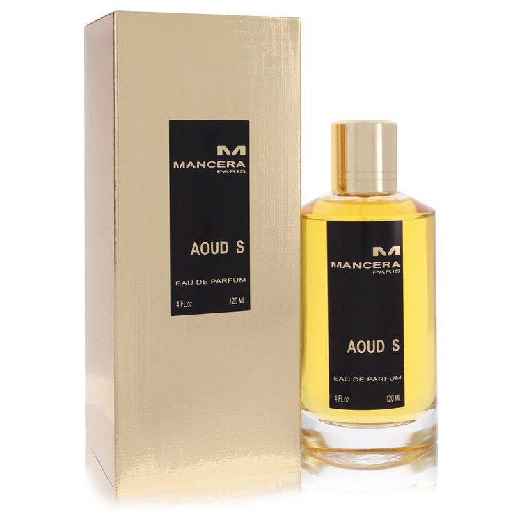 Mancera Aoud S by Mancera for Women Eau De Parfum Spray 4 oz