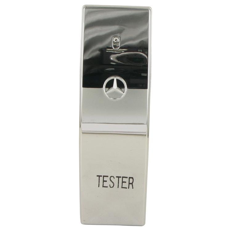 Mercedes Benz Club by Mercedes Benz for Men Eau De Toilette Spray (Tester) 3.4 oz