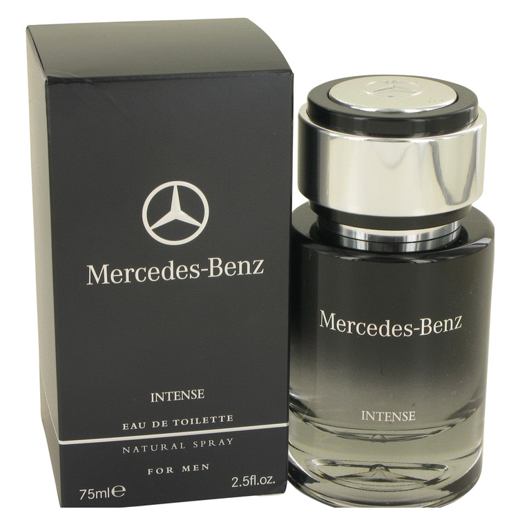 Mercedes Benz Intense by Mercedes Benz for Men Eau De Toilette Spray 2.5 oz