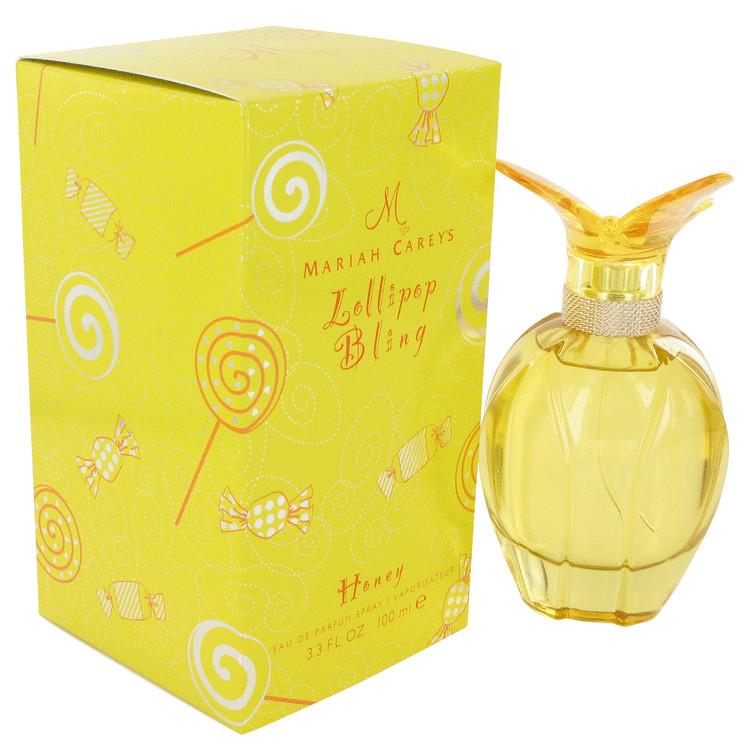 Mariah Carey Lollipop Bling Honey by Mariah Carey for Women Eau De Parfum Spray 3.4 oz