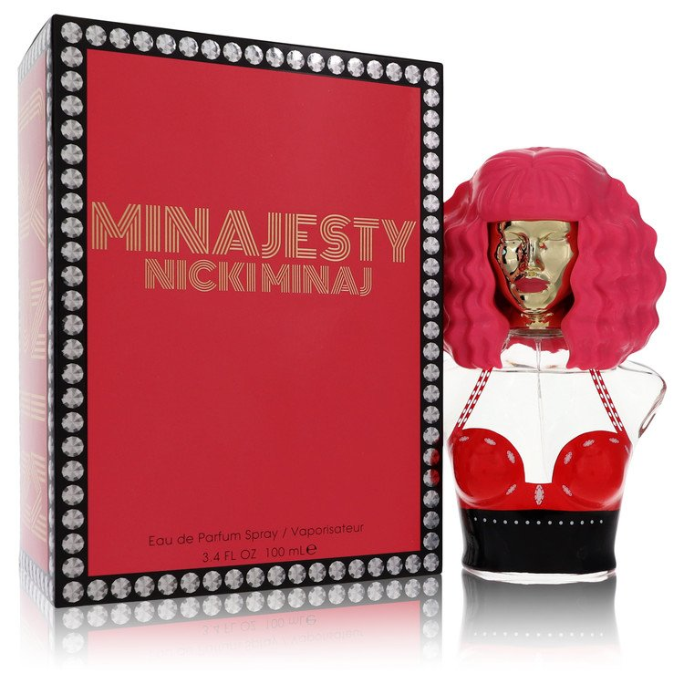 Minajesty by Nicki Minaj for Women Eau De Parfum Spray 3.4 oz