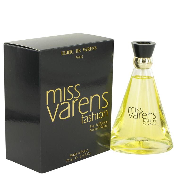 Miss Varens Fashion by Ulric De Varens for Women Eau De Parfum Spray 2.5 oz