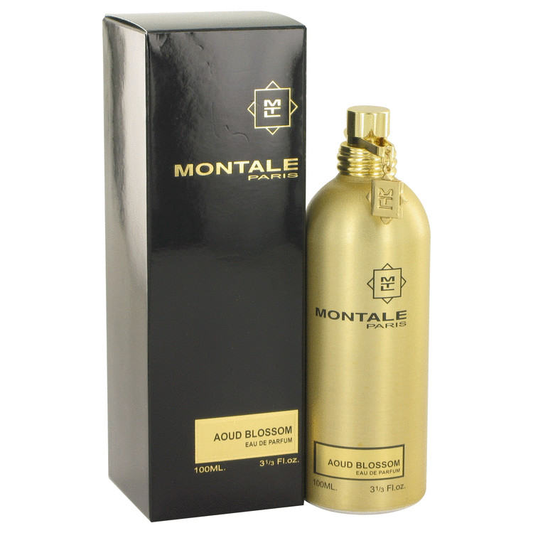 Montale Aoud Blossom by Montale for Women Eau De Parfum Spray 3.3 oz