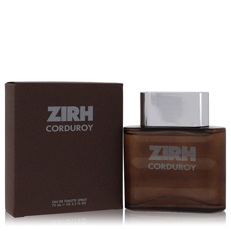 Corduroy by Zirh International for Men Eau De Toilette Spray 2.5 oz