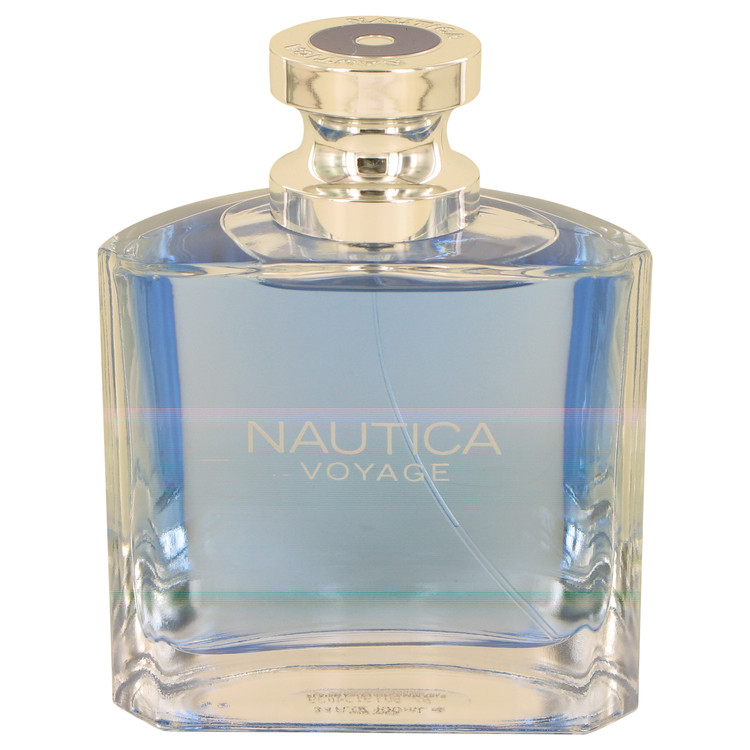 Nautica Voyage by Nautica for Men Eau De Toilette Spray (Tester) 3.4 oz