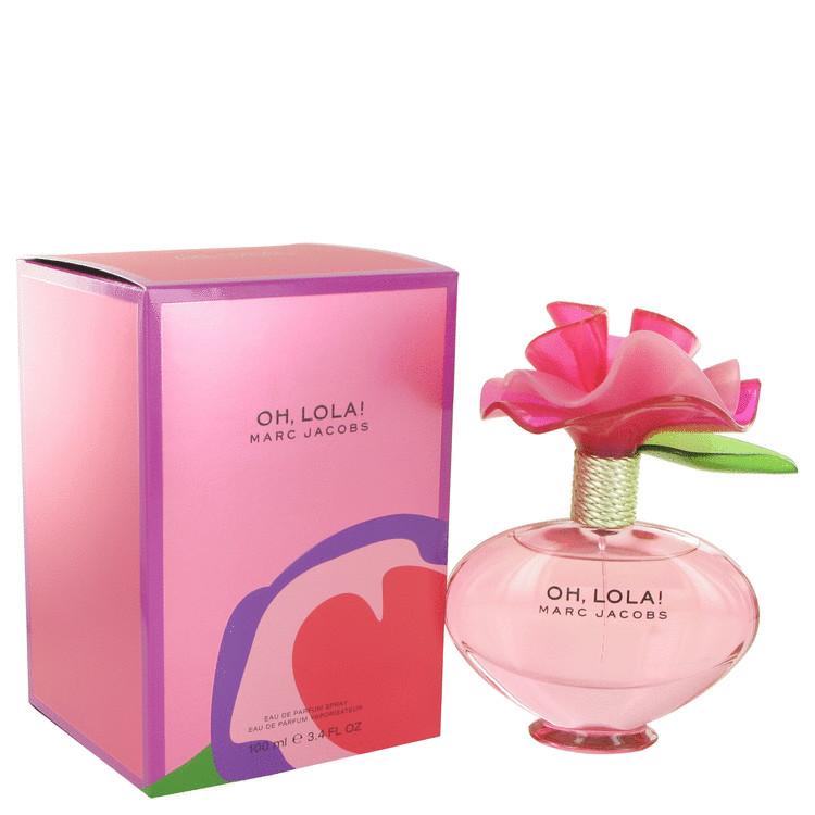 Oh Lola by Marc Jacobs for Women Eau De Parfum Spray 3.4 oz