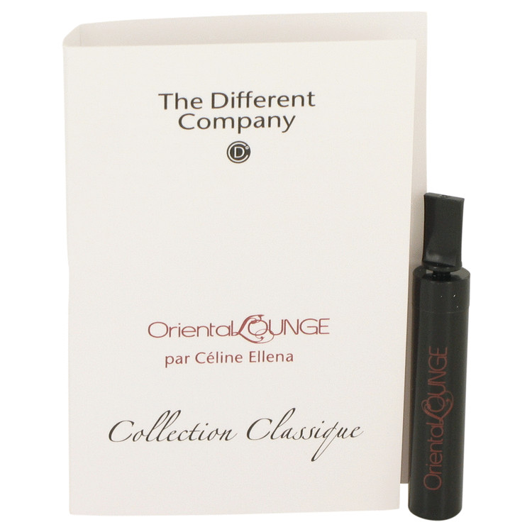 Oriental Lounge by The Different Company for Women Vial (Sample) .04 oz