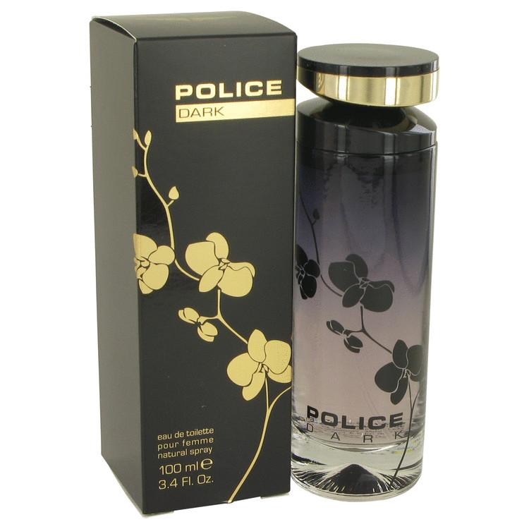 Police Dark by Police Colognes for Women Eau De Toilette Spray 3.4 oz